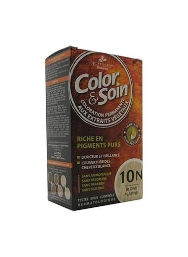Color soın Color&Soin 10N Platinum Blond Renkli